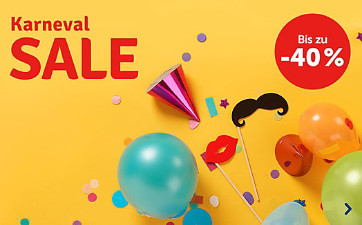 Karneval Sale