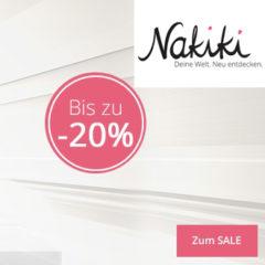 Bis zu 20% auf Sale in Nakiki