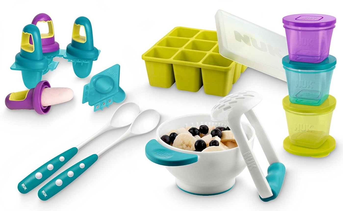 NUK Fresh food sets
