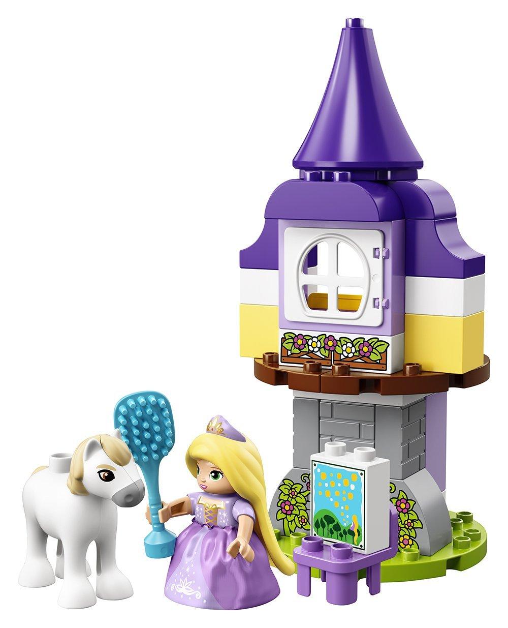 Rapunzel Turm mit Figur