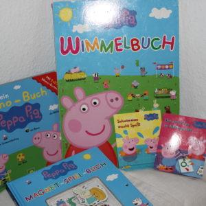 Unsere lieblings Peppa Wutz Bücher