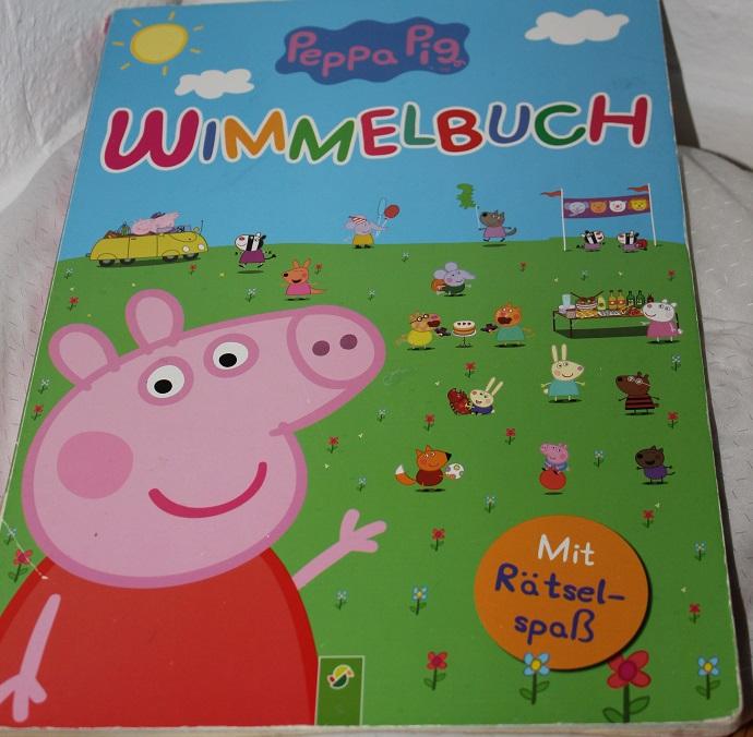 Peppa Wutz Wimmelbuch