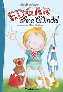 Buch: Edgar ohne Windel