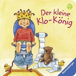 Der kleine Klo-Lönig Buch
