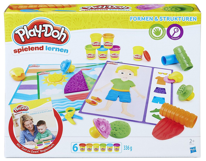 Play-Doh Muster und Formen Set