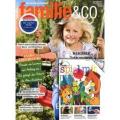 Gratisabo der Zeitschrift familieco