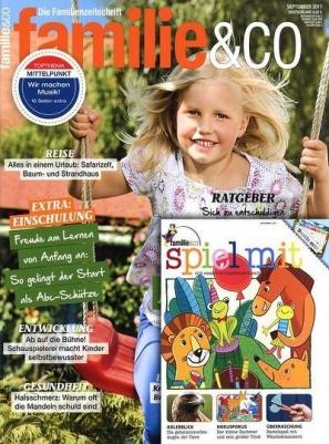 Zeitschriften Abo GRATIS von familie&co