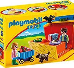 Playmobil Marktstand in der Verpackung