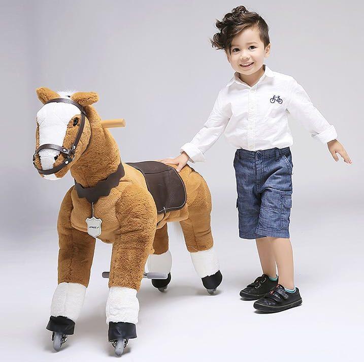 pop up pferde und andere tiere zum reiten. Black Bedroom Furniture Sets. Home Design Ideas