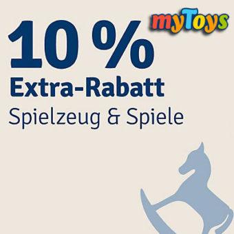 Spielzeugrabatt bei myToys.de
