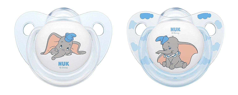 Dumbo Schnuller im Doppelpack