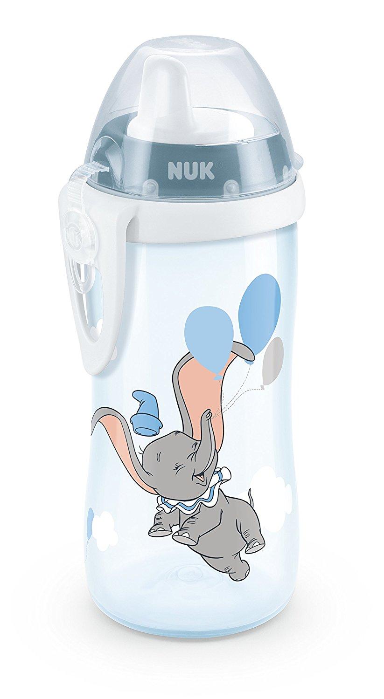 Dumbo große Trinkflasche mit Schnabelaufsatz