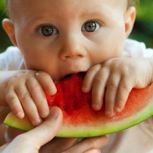 Die richtige Ernährung für dein Baby