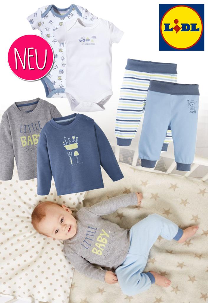 LUPILU neue Babykollektion für Jungs