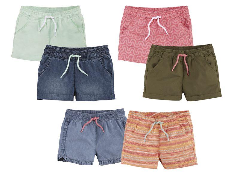 Mädchen Shorts bei lidl
