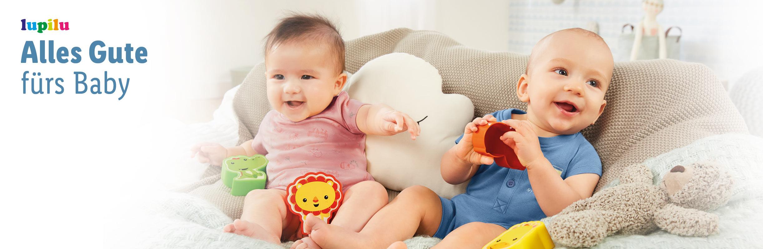 Lidl Baby Kollektion LUPILU