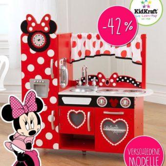 Kidkraft Kinderküche mit Minnie Mouse