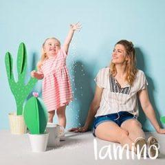 neue lamino Kollektion von Nina Bott
