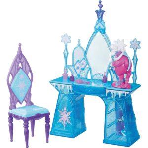 Eiskönigin Schminktisch mit Stuhl