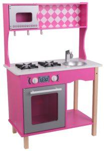 Spielküche in rosa