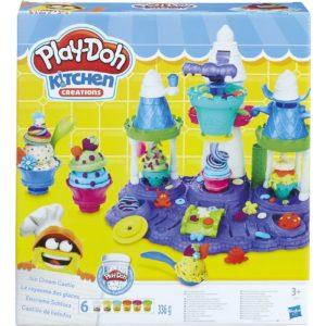Escreme Schloss von Play-Doh