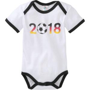 WM 2018 Body für Babys