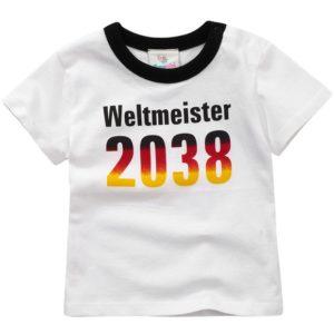 Weltmeister 2038 Shirt