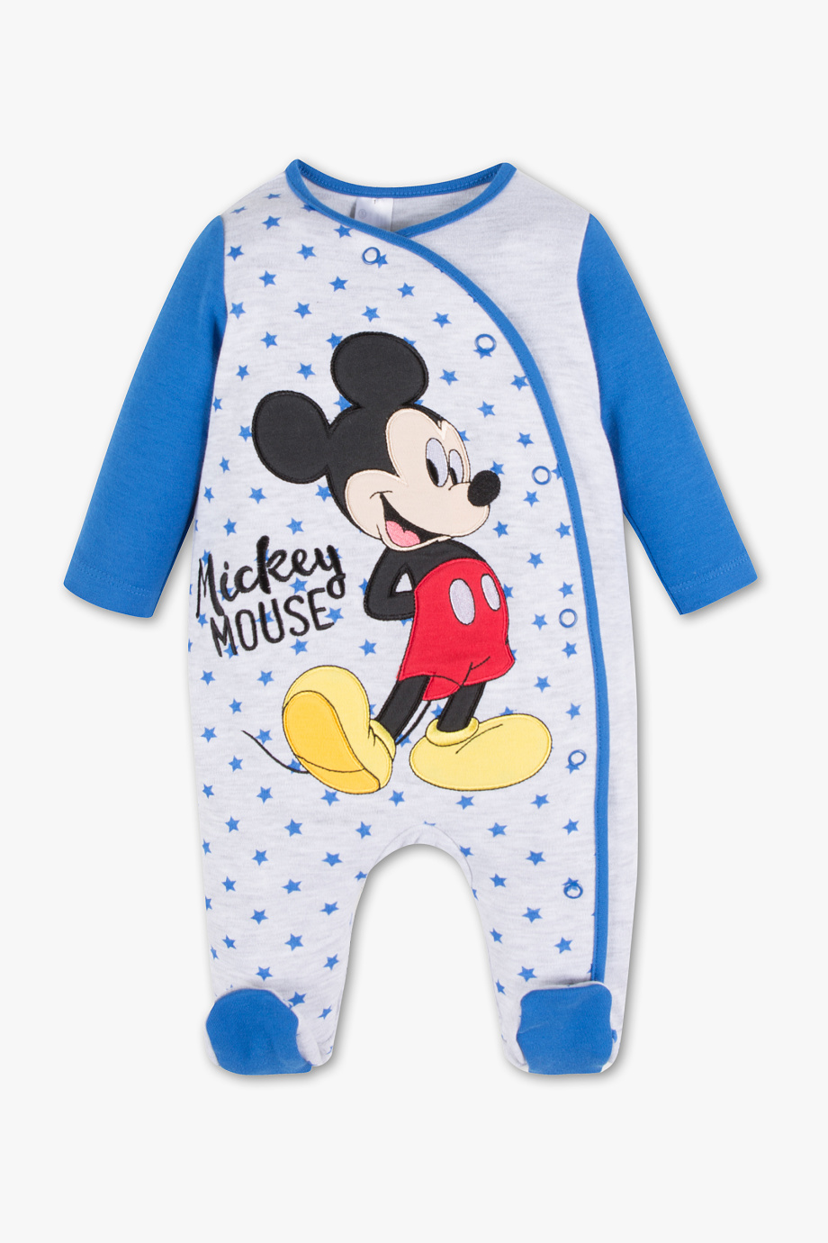 baby Schlafanzug in blau