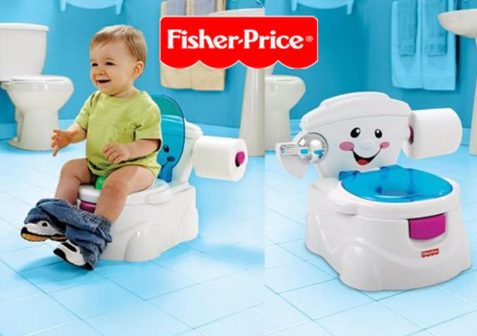 Fisher Price Töpfchen Trainer