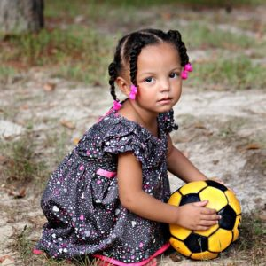 Mein Kind, die Räuberprinzessin - Geschlechtertrennung bei Kindern