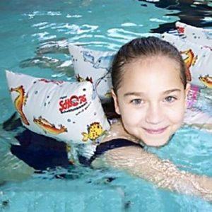 Schlori Schwimmkissen aus Baumwolle