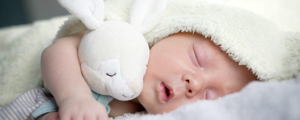Banner: Wie das Baby einfacher einschläft