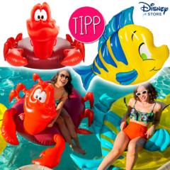Disney Wassertiere zusammenstellung
