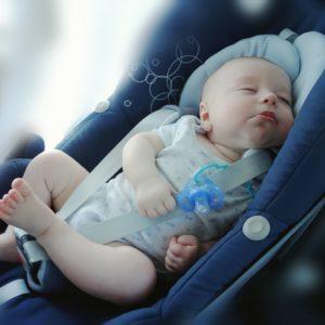 Autofahren mit Baby