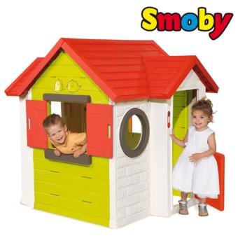 Smoby Spielhaus