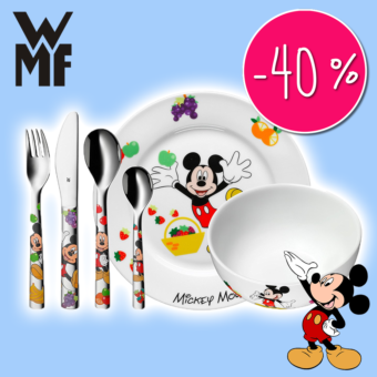 Mickey Maus Geschirr Set
