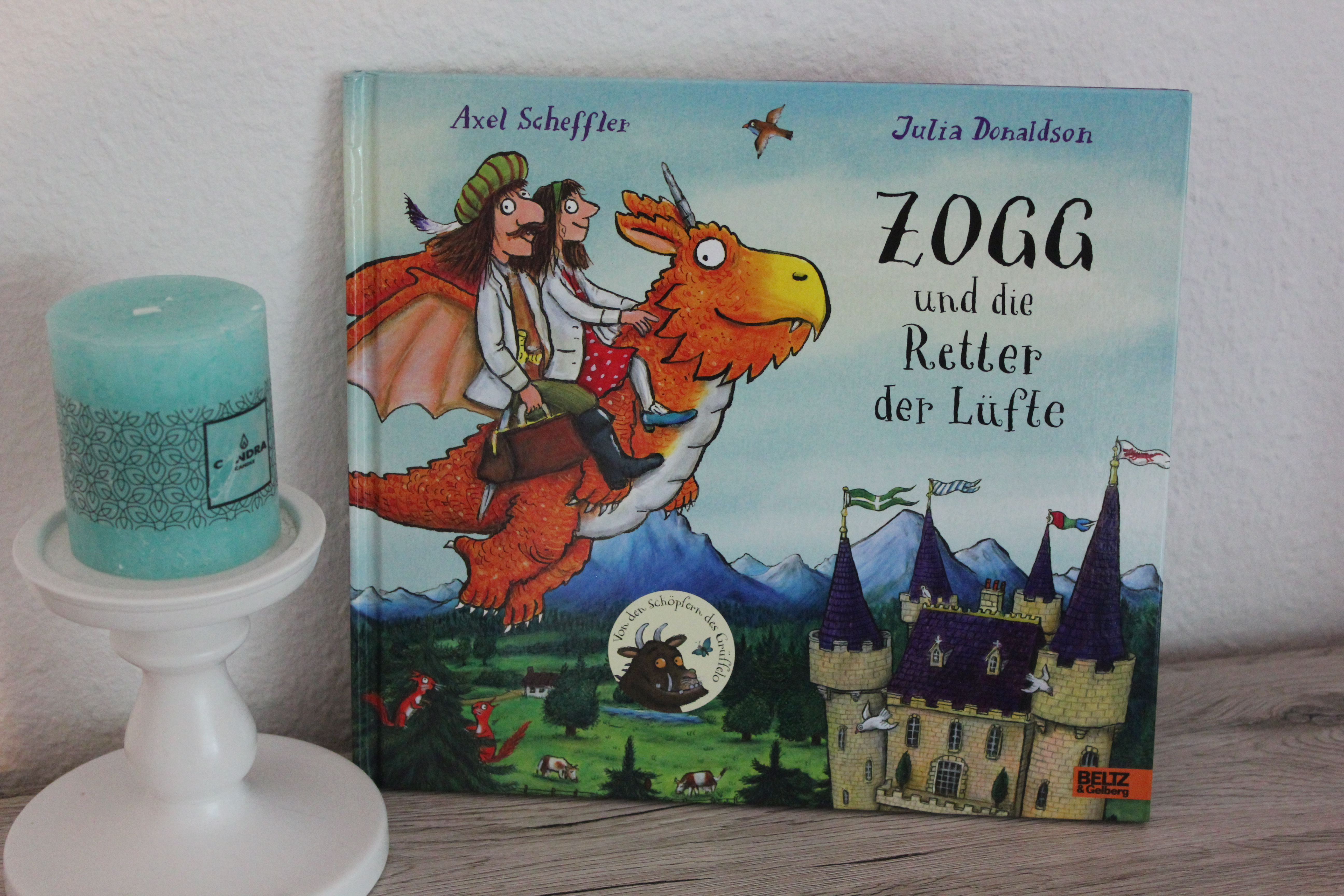 Foto des Buches Zogg und die retter der Lüfte