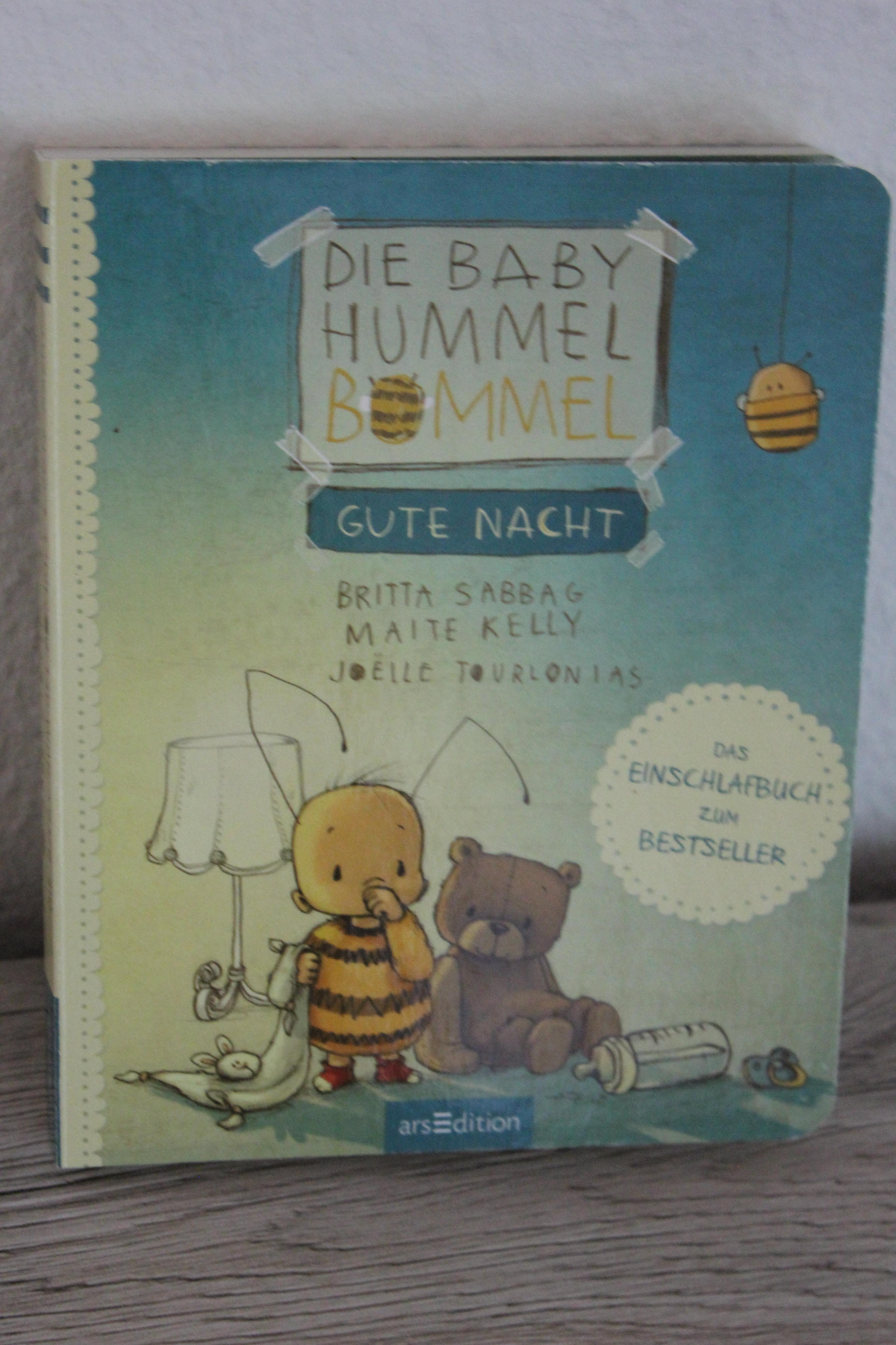 Buchcover baby Bommel