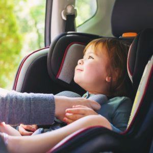 Der große Kindersitz-Test