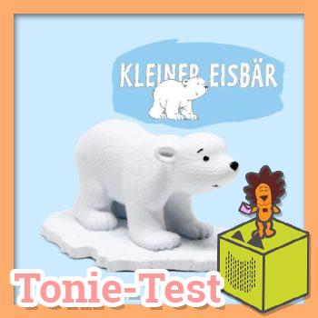 Tonie Test der kleine Eisbär