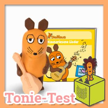 Tonie Test die Sendung mit der Maus