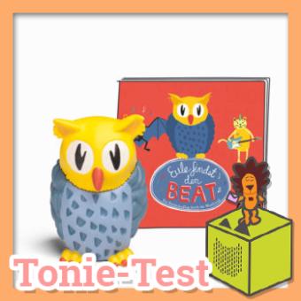 Tonie Test die kleine Eule