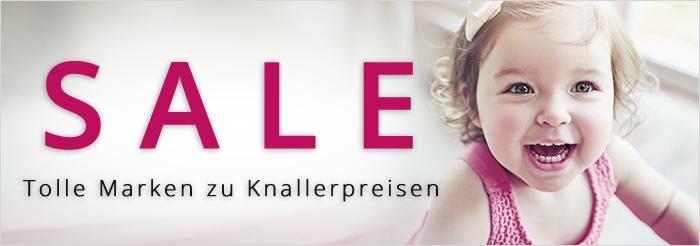 Sale Banner von Windeln.de