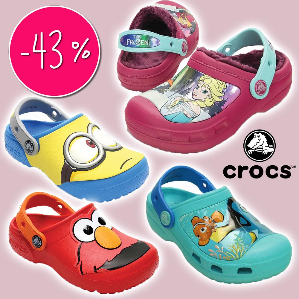 Crocs für Kinder im Angebot