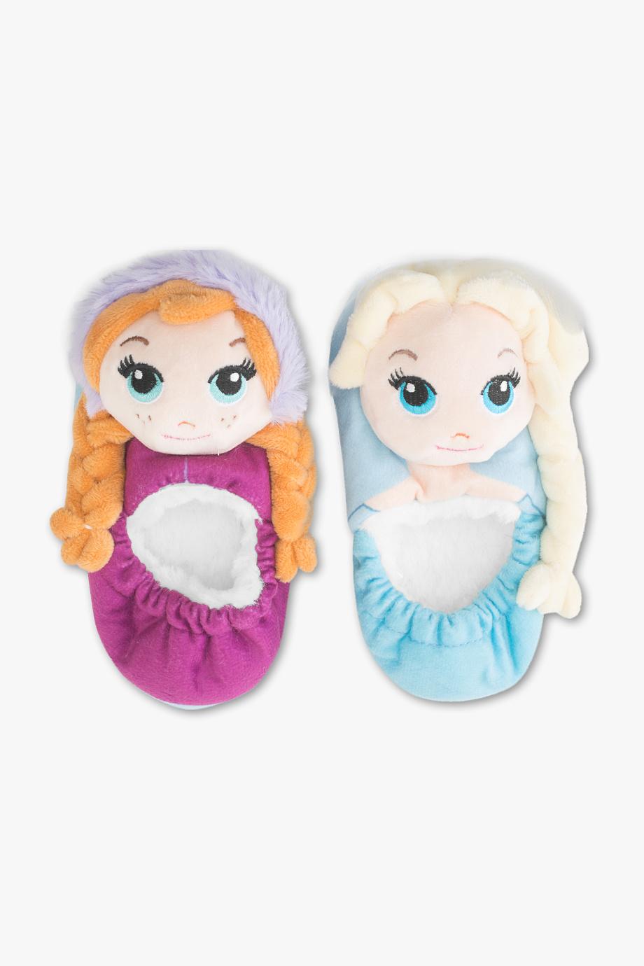 Anna und Elsa Hausschuhe
