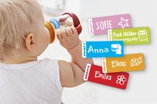 Gutmariert Aufkleber Kindergarten Pack