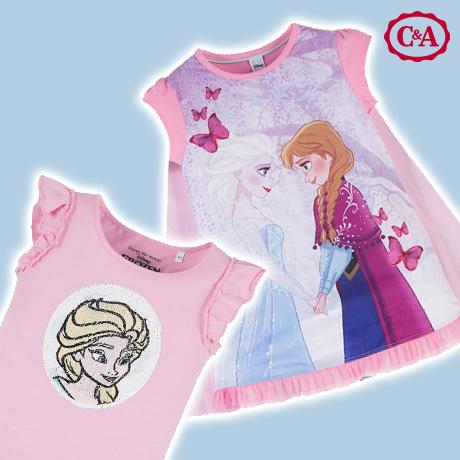 C&A Anna und Elsa Baby und Kindermode