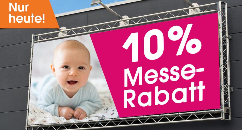Messerabatt bei Babymarkt