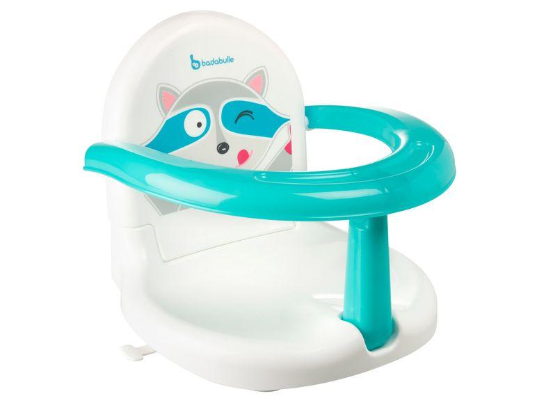 Badewannensitz mit Waschbärdesign