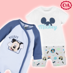 C&A Mickey Mouse Babymode